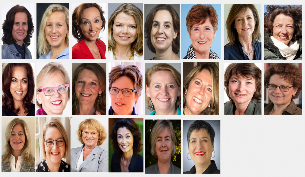 22 SheConsult coaches