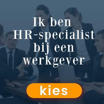 ik ben HR specialist-